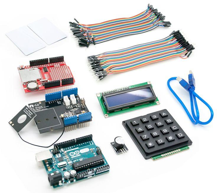 Best ideas about rfid arduino on pinterest