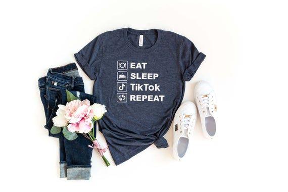 Tik Tok Shirt Tik Tok Lover Tiktok Gift For Tiktok Lover Tik Tok Famous Tik Tok Lover Tik Tok Lover In 2021 Video Game T Shirts Valentines Shirt Funny Valentine Shirt