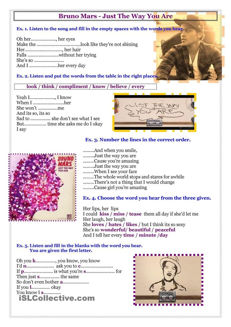 Maths Worksheets For Grade 4 On Fractions Word  Best Aula Images On Pinterest  English Grammar English  Teacher Made Worksheets Pdf with Letter B Writing Worksheets Excel Here Is A Worksheet To Pracise Listening And Vocabulary The Worksheet Is  Based On A Very Popular Song That Students Know Very Well The Worksheet  Includes Plural Rules Worksheets