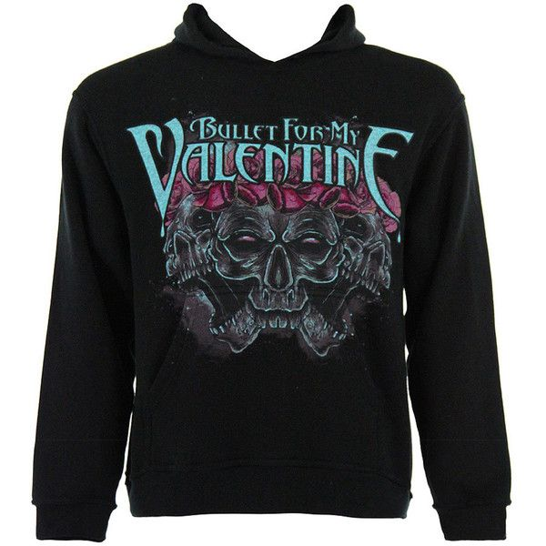 Bullet For My Valentine merch - BFMV t shirts - band merchandise UK ($70) ❤ liked on Polyvore