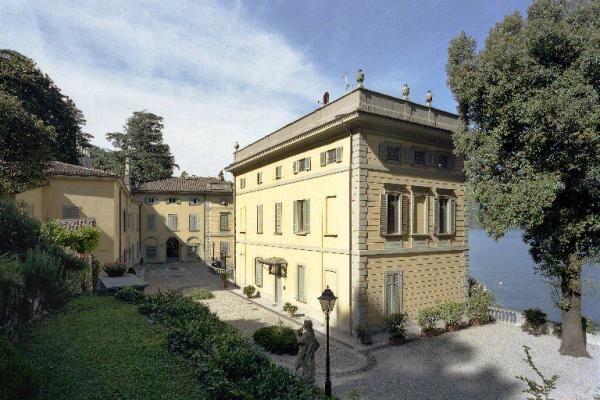 Northeast view of Villa Taverna-ph Mussi Lorenzo(2007) #lakecomoville