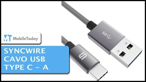 Cavo usb type c type a Syncwire