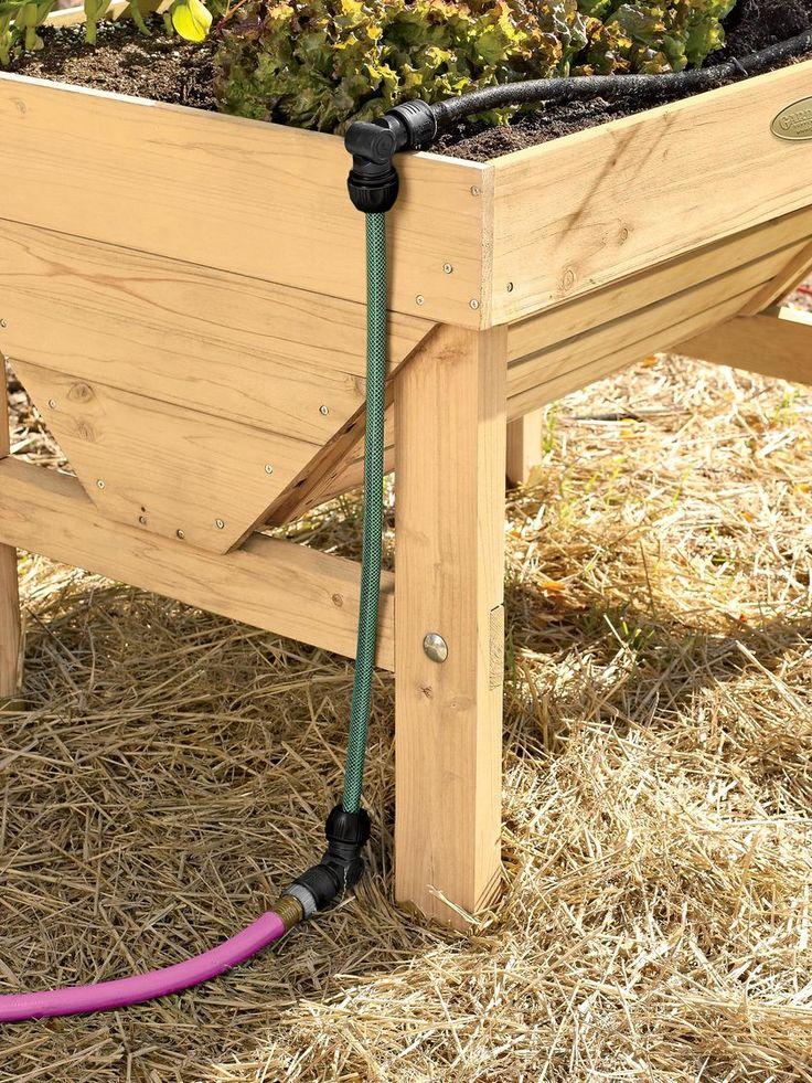 Raised Bed Drip Irrigation System | Snip-n-Drip | Gardeners Supply ($20)