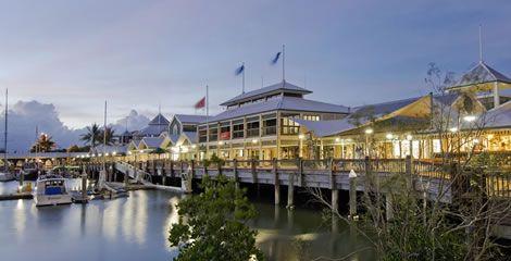 The Reef Marina Port Douglas