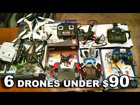 6 Cheap Camera Drones / FPV Quadcopters Under $90 - TheRcSaylors - Click Here for more info >>> http://topratedquadcopters.com/6-cheap-camera-drones-fpv-quadcopters-under-90-thercsaylors/ - #quadcopters #drones #dronesforsale #racingdrones #aerialdrones #popular #like #followme #topratedquadcopters