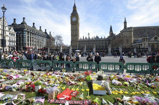 LONDON (AP)(STL.News) — Westminster Bridge attacker Khalid Masood sent a WhatsApp message that cannot be accessed because it was encrypted by the popular messaging service, a top British security official said Sunday.    British press reports s...