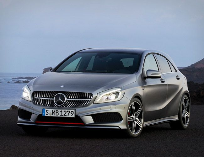 New 2013 Mercedes-Benz A-Class  is fine to stand together among luxury crossover SUV with huge considerable features and capabilities also still remains an appealing choice among rival's crossovers