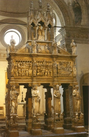 Arca di San Pietro in Sant'Eustorgio,  Milan province if Milan, Lombardy region Italy