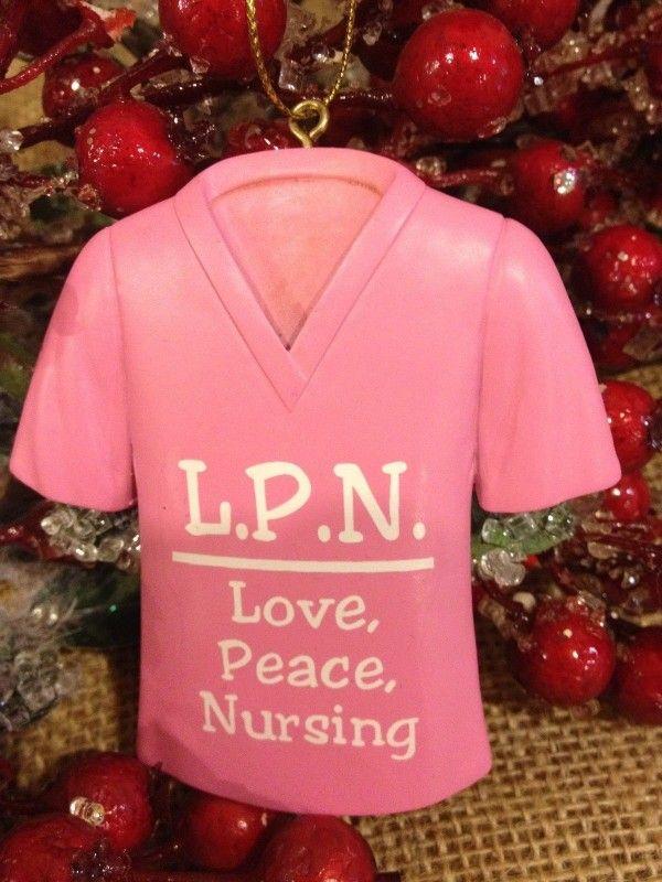 LPN ornament
