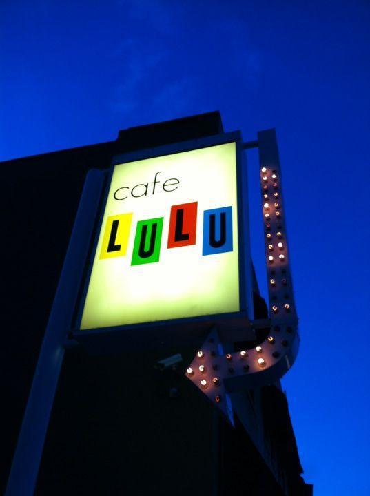 Lulu Cafe in Milwaukee, WI