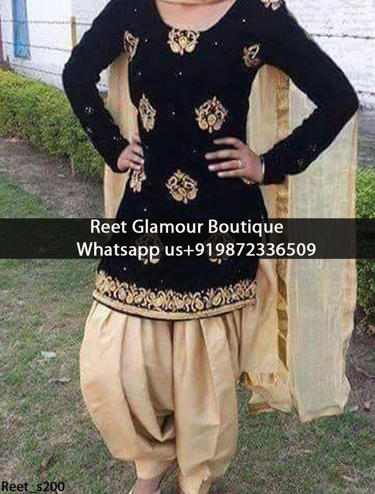 Stunning Black And Wheat Embroidered Suit Product Code : Reet_s200 All colours any stuff can be customise To order, call/whatsapp on +919872336509 It will make you noticable in special gathering. Buy Link : https://www.facebook.com/reetglamourboutique/