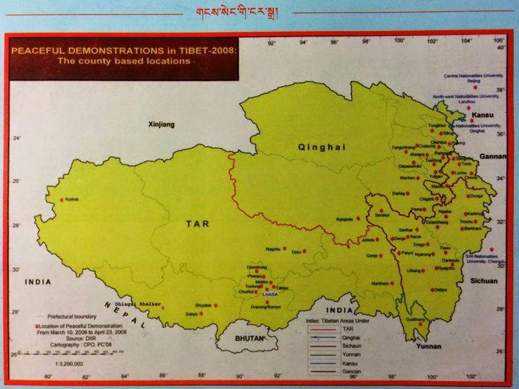 TIBET AWARENESS – HISTORY OF TIBET'S UNREST « WHOLEDUDE - WHOLE PLANET