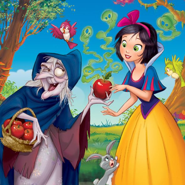 The enchanted apple