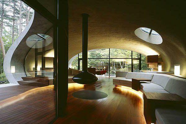 moderne architektur hinreißende innenarchitektur ideen