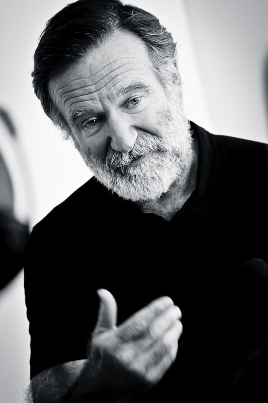 Robin Williams (July 21, 1951 -August 11, 2014) R.I.P.