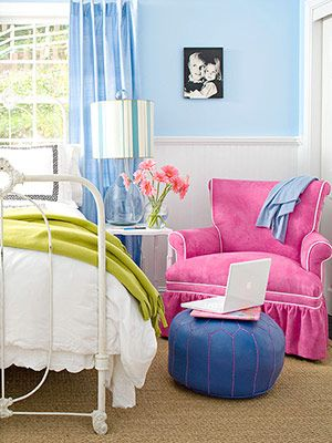 273 best Home Decor with a Pop of Color images on Pinterest | Home ...
