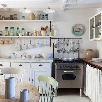 винтажные кухни во французском стиле (6)
