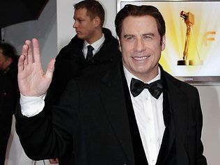 John Travolta. Or John Gayvolta. Definitely interesting. Big career, then a dead career then revived career. Flies jumbo jets. High up in a mental religion. Friends with shitballs Oprah. Has a hot wife to cover what is emerging as his rampant homosexuality. Good dancer, general weirdo. But yep. Interesting. 2/5 on the Interest Index.