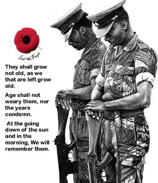 B.S.A.Police  we will remember Rhodesia