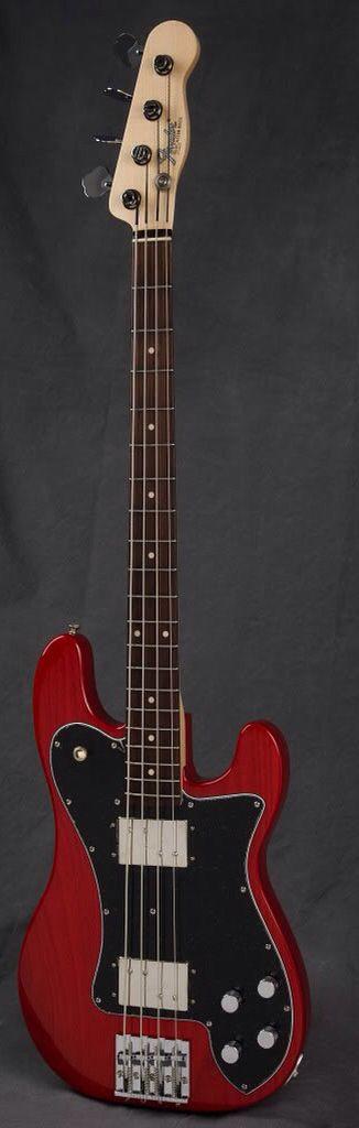 Custom Telecaster Bass