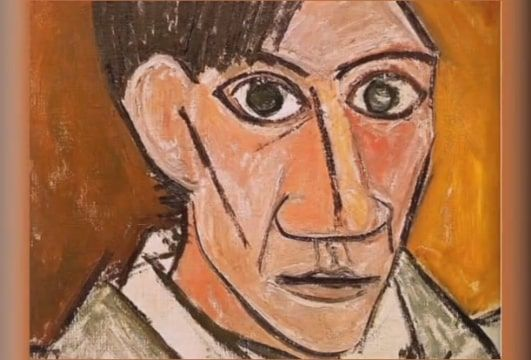 500 Years of Male Self Portraits in Western Art   Picasso ...
