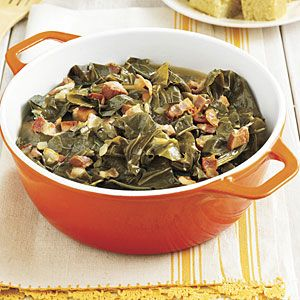 Southern-Style Collard Greens | MyRecipes.com