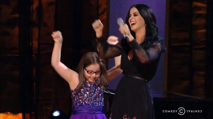 Katy Perry, Jodi DiPiazza Sing at Night of Too Many Stars - a beautiful story about what can happen when you give kids with disabilities a chance