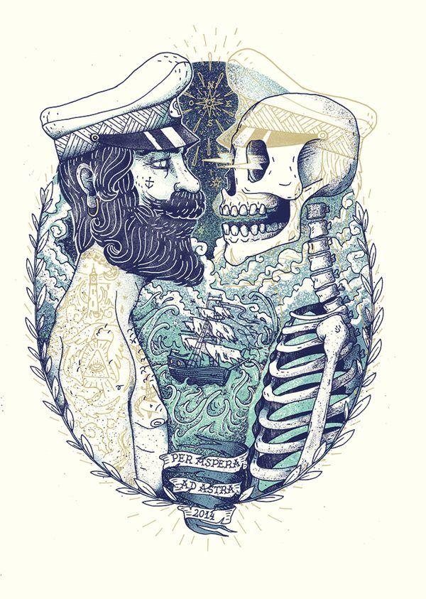 ⚓ #navy #sailor #marinheiro #lagosta #âncora #mermaid #sereia #ancre #sea…