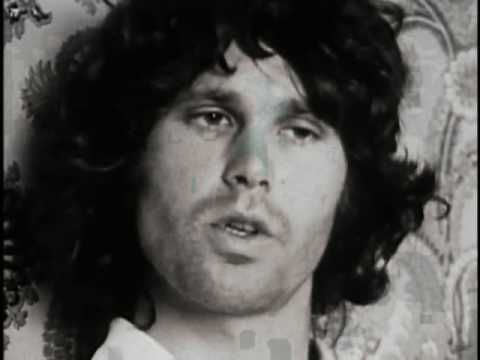 Jim Morrison interview..