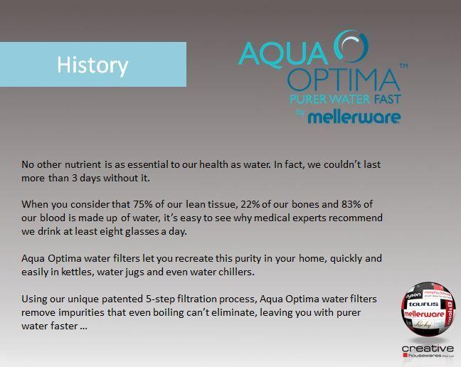 Aqua History