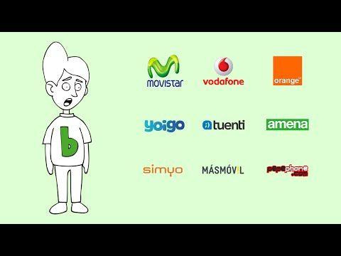 Tarifas Móviles – Encuentra tu Mejor Tarifa Móvil con/sin Smartphone y ahorra | dabelu.es - YouTube