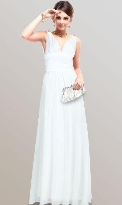 Elegant But Very Inexpensive Wedding Dress Makes Me Think Of Audrey Hepburn 69 From