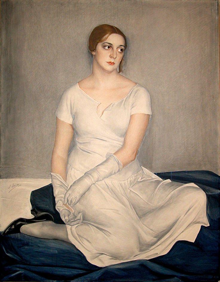 Савелий Сорин - Все интересное в искусстве и не только. Портрет трагической киноактрисы Наталии Кованько.