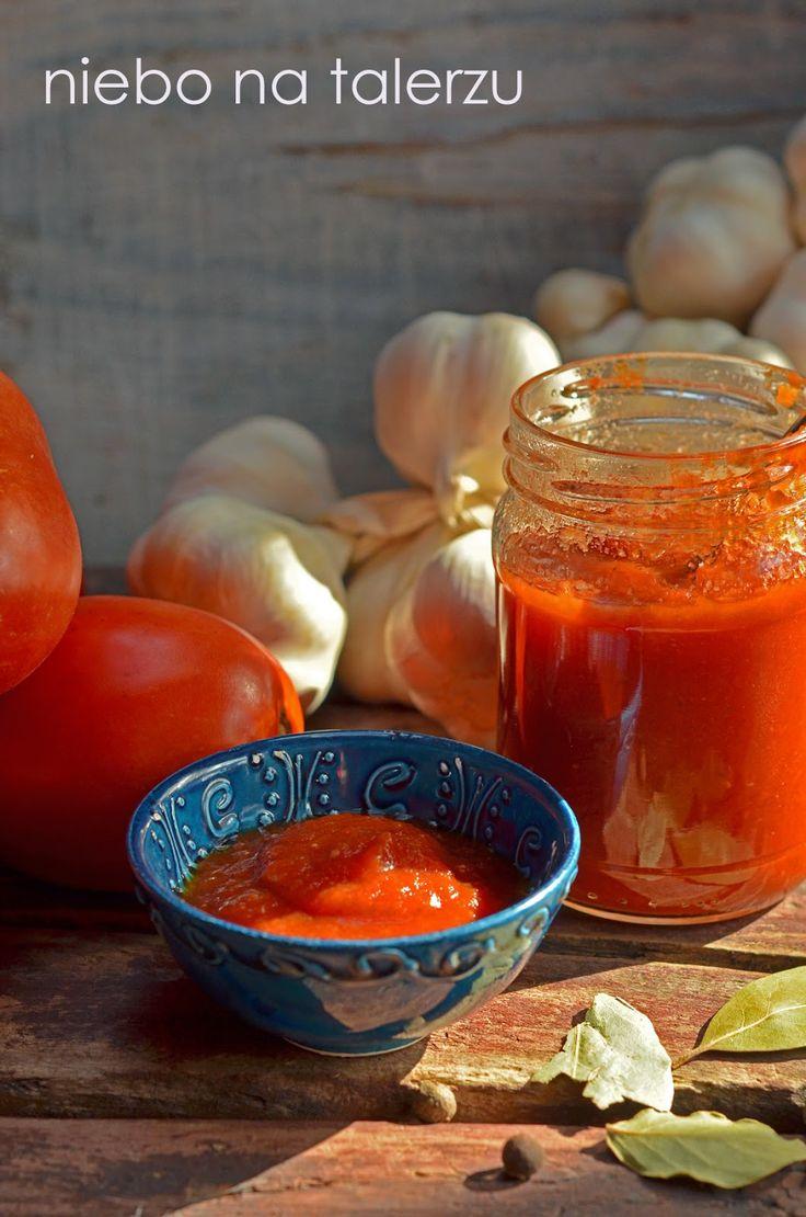 niebo na talerzu: Jak się robi domowy ketchup