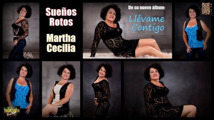 SUEÑOS ROTOS - MARTHA CECILIA ZULUAGA - PABLO DOMINGUEZ