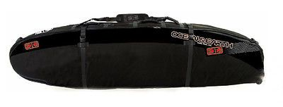 Board Bags and Socks 71165: 10-6 Ocean Earth Double Long Board Coffin Bag BUY IT NOW ONLY: $272.0