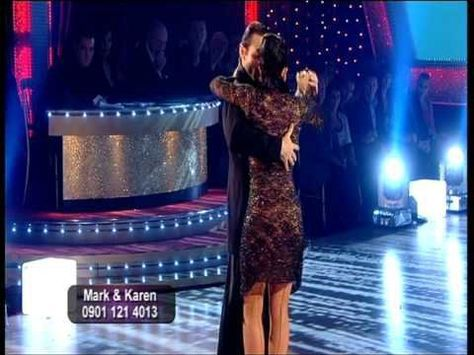 Pin for Later: Watch the Best Ever Strictly Come Dancing Performances The Tangos: Mark Ramprakash and Karen Hardy's Argentine Tango