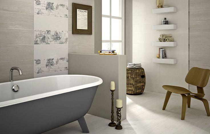 17 migliori idee su bagni di piastrelle su pinterest for Arredo bagno pisa