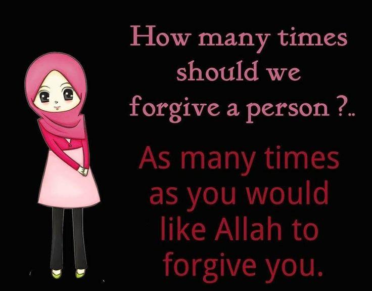 Islamic quote on forgiving #Forgive #Forgiveness