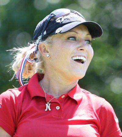 Natalie Gulbis - Golf