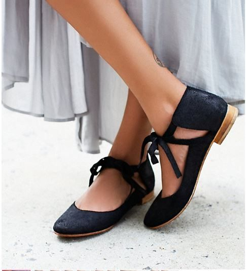 Atlas Flat Shoes By Free People