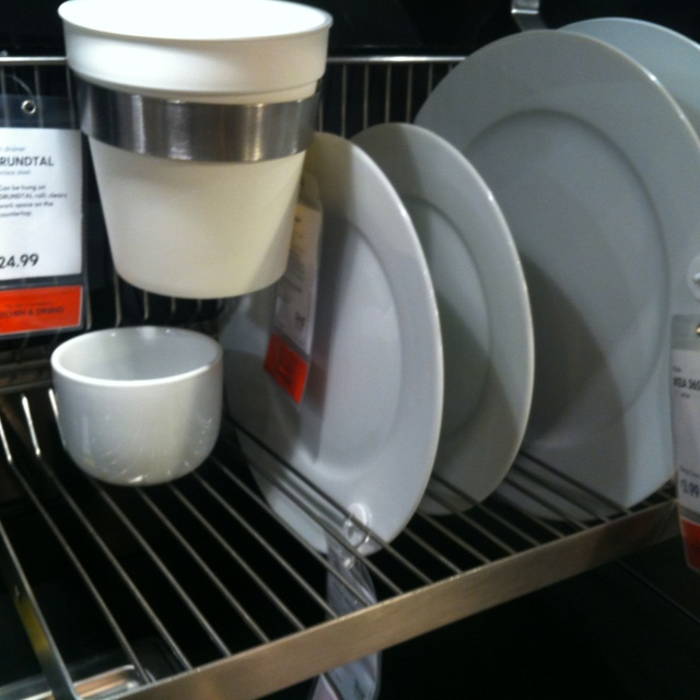 1000 images about dish rack design on pinterest dish for Kitchen drying rack ikea