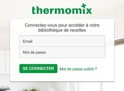 L'application Thermomix : Toutes vos recettes en ligne | Thermomix