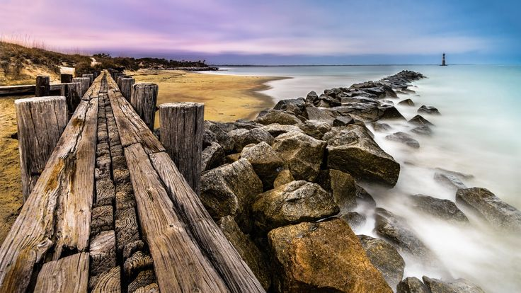 Morris Island #2 by Mel Myers on 500px