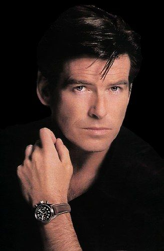 Pierce Brosnan...Remington Steele, The Thomas Crown Affair, James Bond...  One of my favourite actors...
