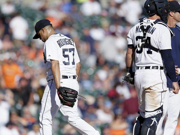 """El """"Kid"""" Rodríguez critico la actitud de los Tigres de Detroit #Beisbol #Deportes"""