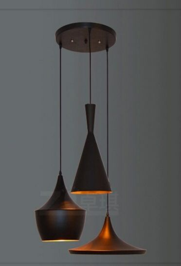 люстра Tom Dixon Beat Light 3
