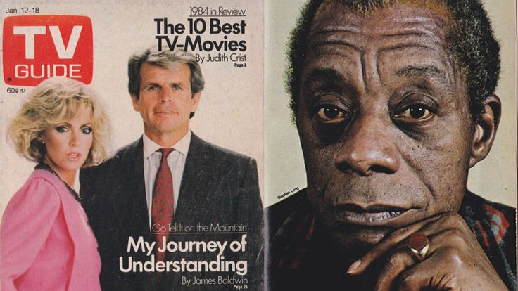 Did You Know James Baldwin Once Wrote an Essay for TV Guide?