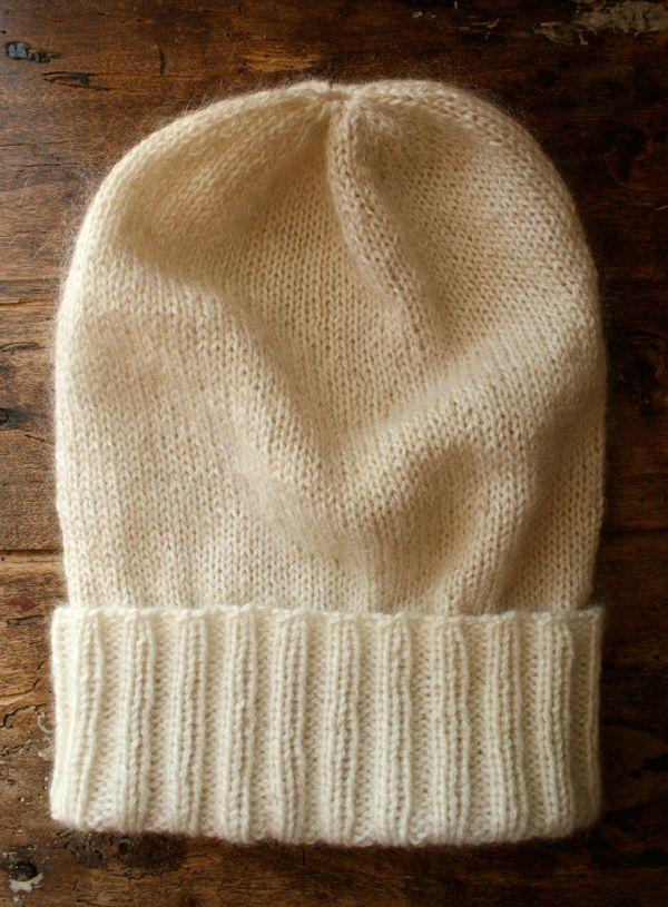 Lifeline Knitting Purl : Laura s loop a new simple pleasures hat purl soho
