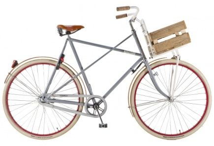 Roetz Retro (made from used, worn out bicycles).